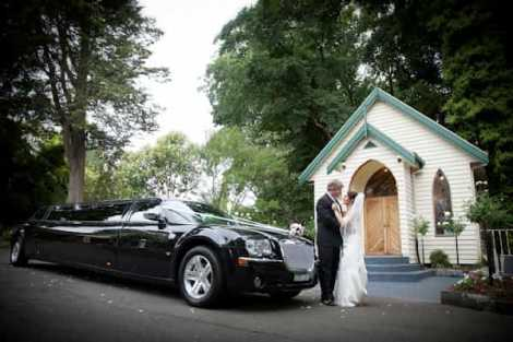 Enrik Limousines Wedding Car Hire