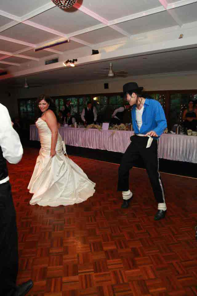 TJ Michael Jackson - Wedding Entertainer