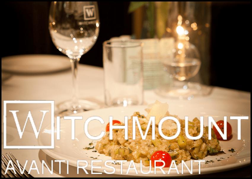 Witchmount Avanti Restaurant - Wedding Venue