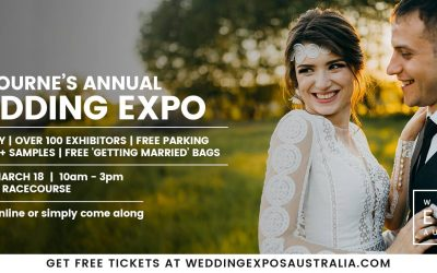 Melbourne's Annual Wedding Expo – Wedding Expos Australia – March 2018