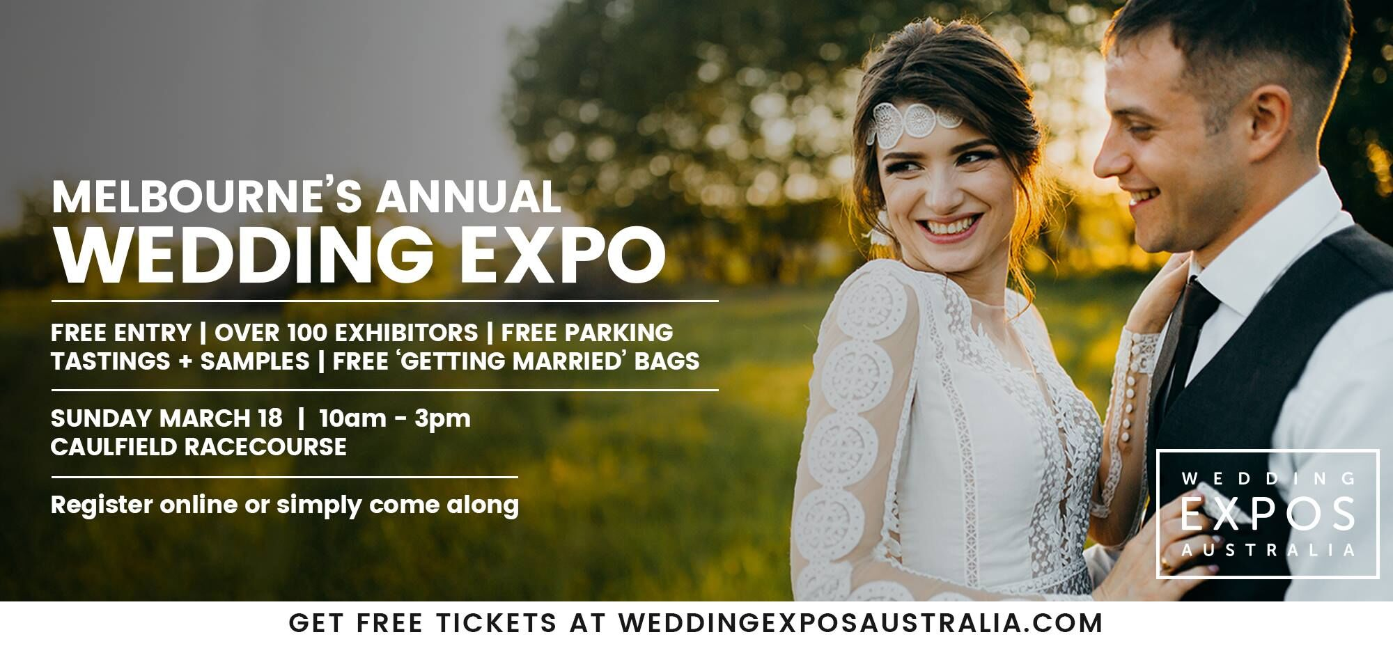 Melbourne's Annual Wedding Expo