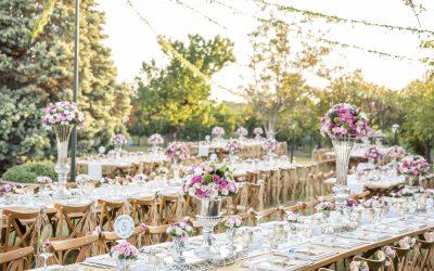 Fun and Frivolous Easter Themed Weddings