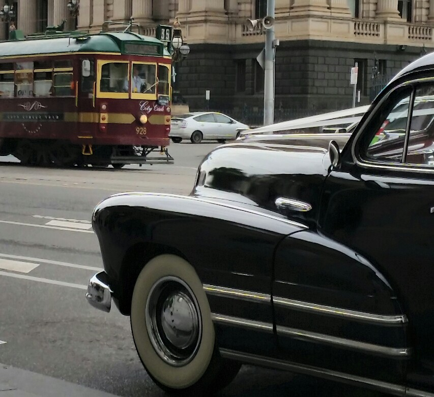 Black Buick Wedding Cars