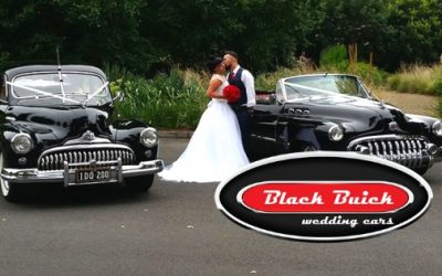 Black Buick Wedding Cars