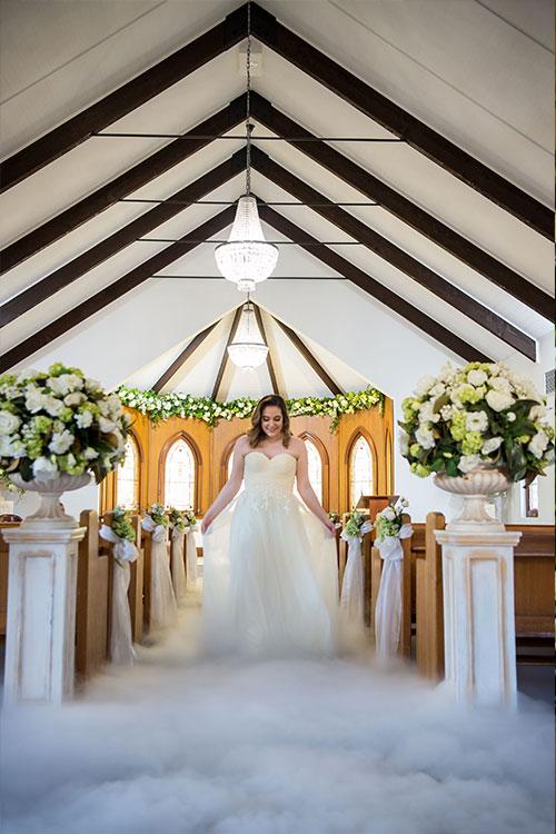 Bridal Expos Melbourne - Winter Wedding Styled Shoot - Ballara Receptions - Matt Jefferies Entertainment - Walking a Cloud