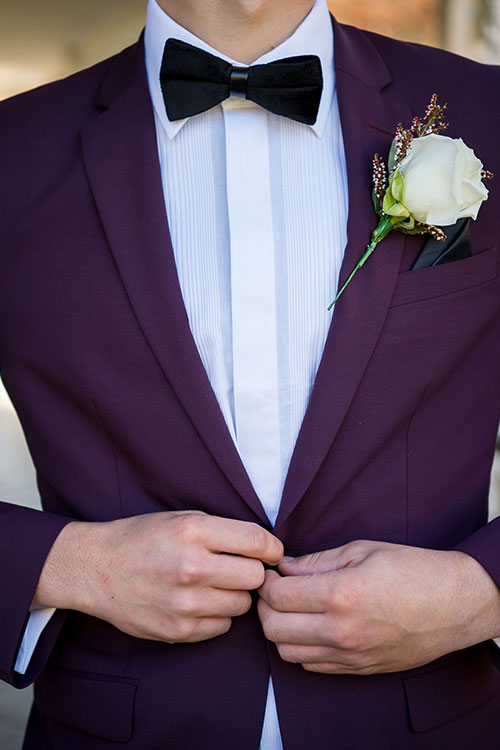 Bridal Expos Melbourne - Winter Wedding Styled Shoot - Ballara Receptions - Mens Suits from Opal Formalwear Ivanhoe