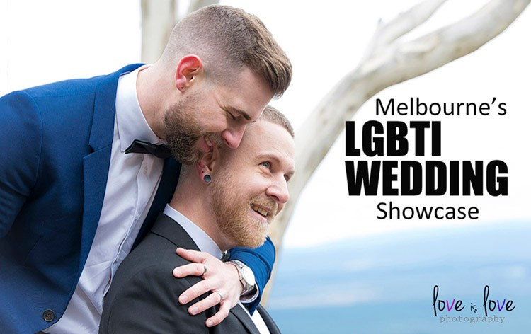 Melbourne's LGBTI Wedding Showcase