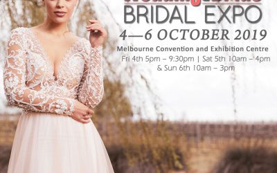 ON THIS WEEKEND – Melbourne Wedding and Bride Bridal Expo