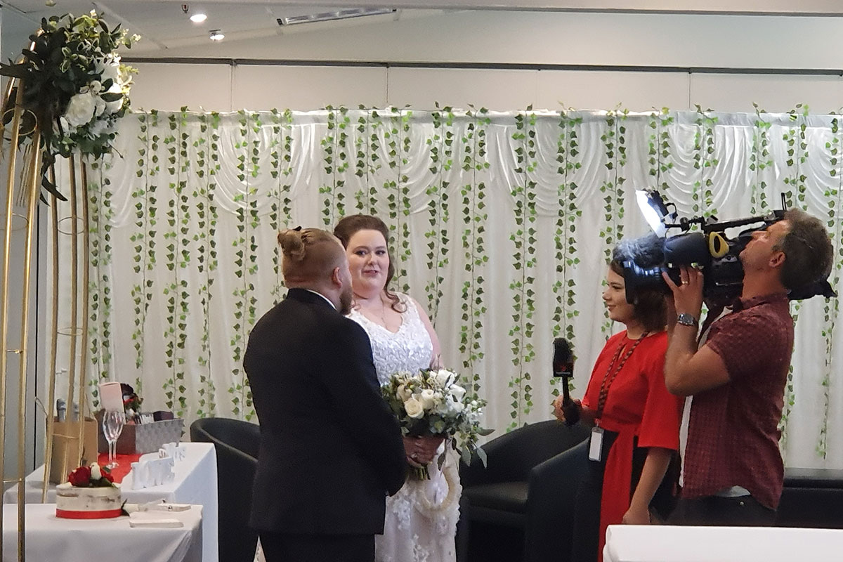 Bridal Expos Melbourne - The 2019 Wedding and Bride Bridal Expo - Live Elopement