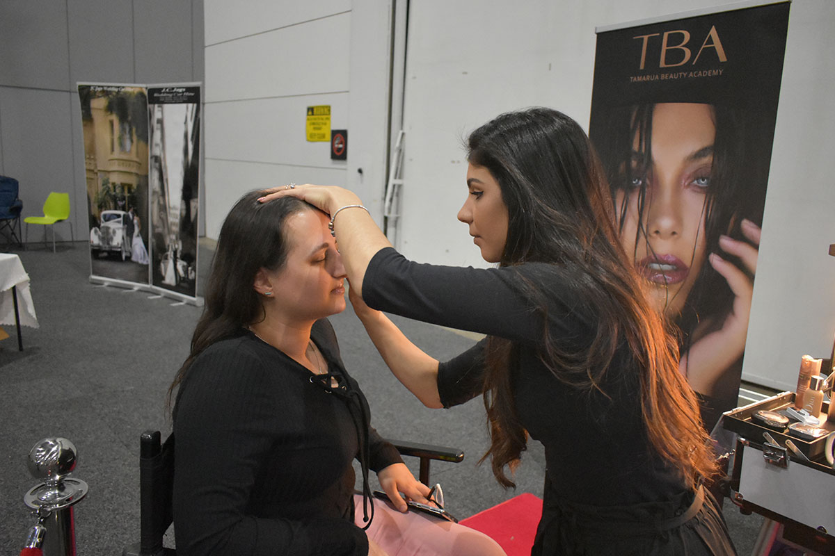 Bridal Expos Melbourne - The 2019 Wedding and Bride Bridal Expo - Tamarua Beauty Academy