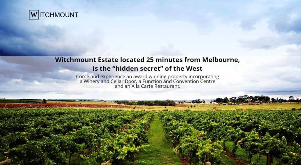 Melbourne's Best Wedding Venues - Witchmount Estate Function & Convention Centre