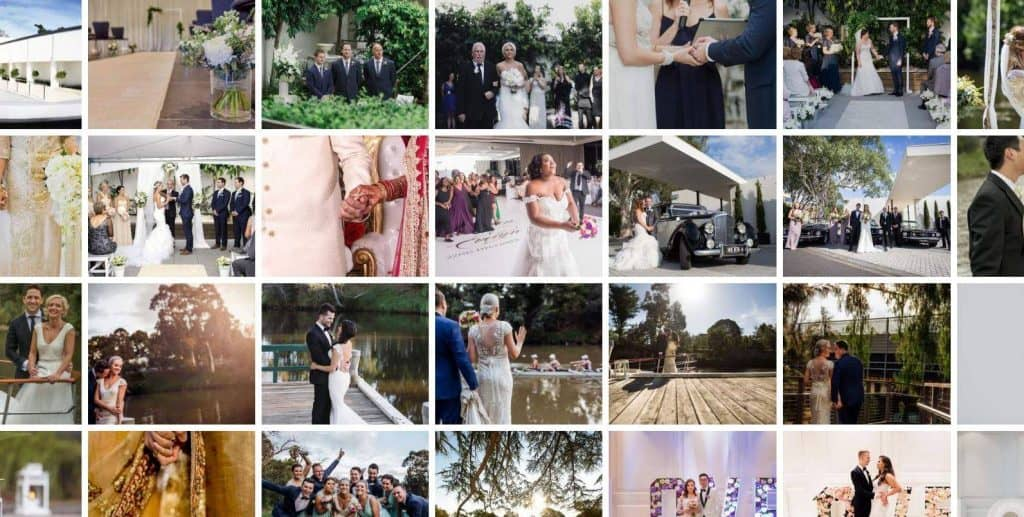 Melbourne's Best Wedding Venues - Leonda by the Yarra