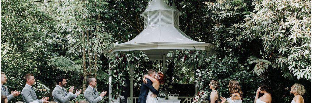 Melbourne's Best Wedding Venues - Lyrebird Falls Receptions