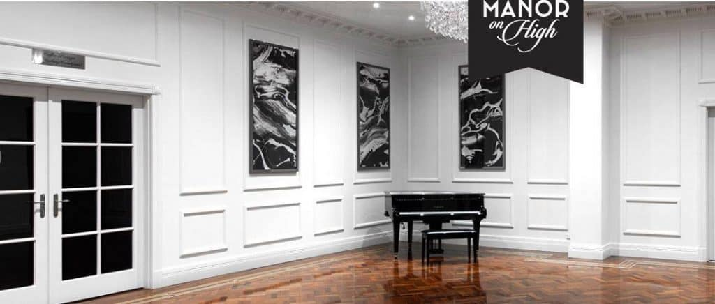 Melbourne's Best Wedding Venues - The Manor on High