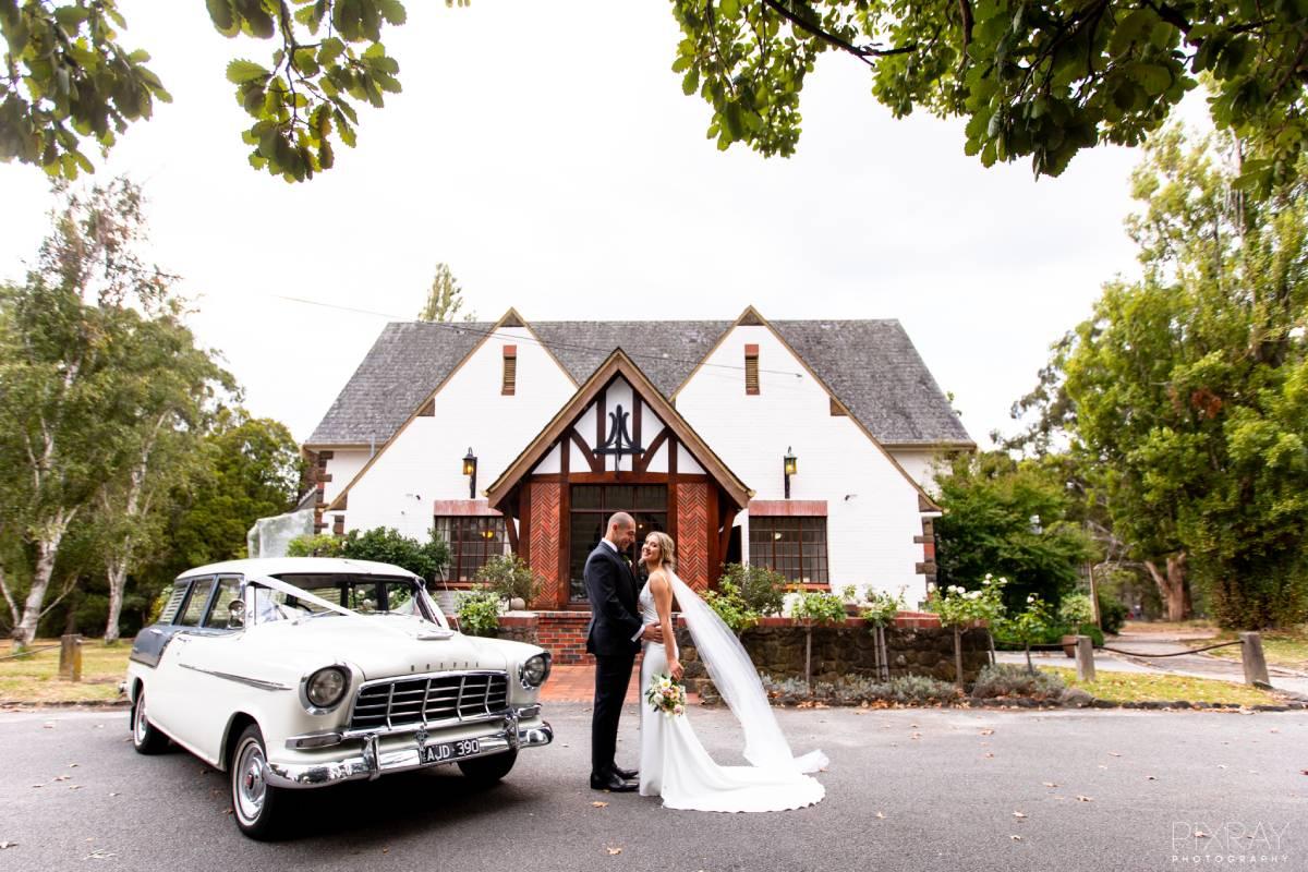 Melbourne's Best Wedding Venues - Wattle Park Chalet