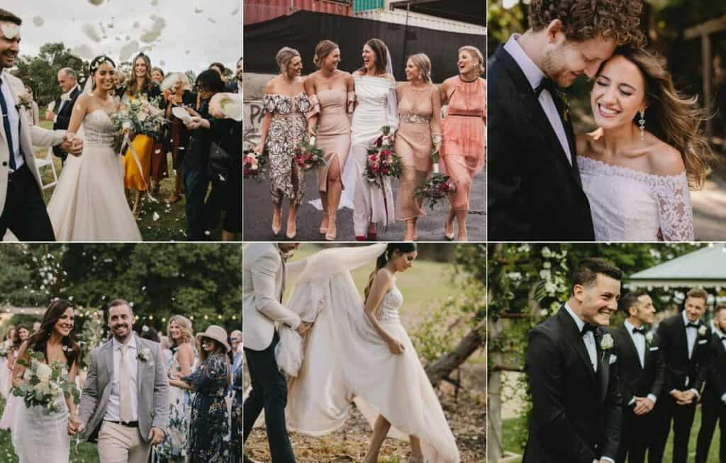Melbourne's Best Photographers - Duuet Wedding Photography