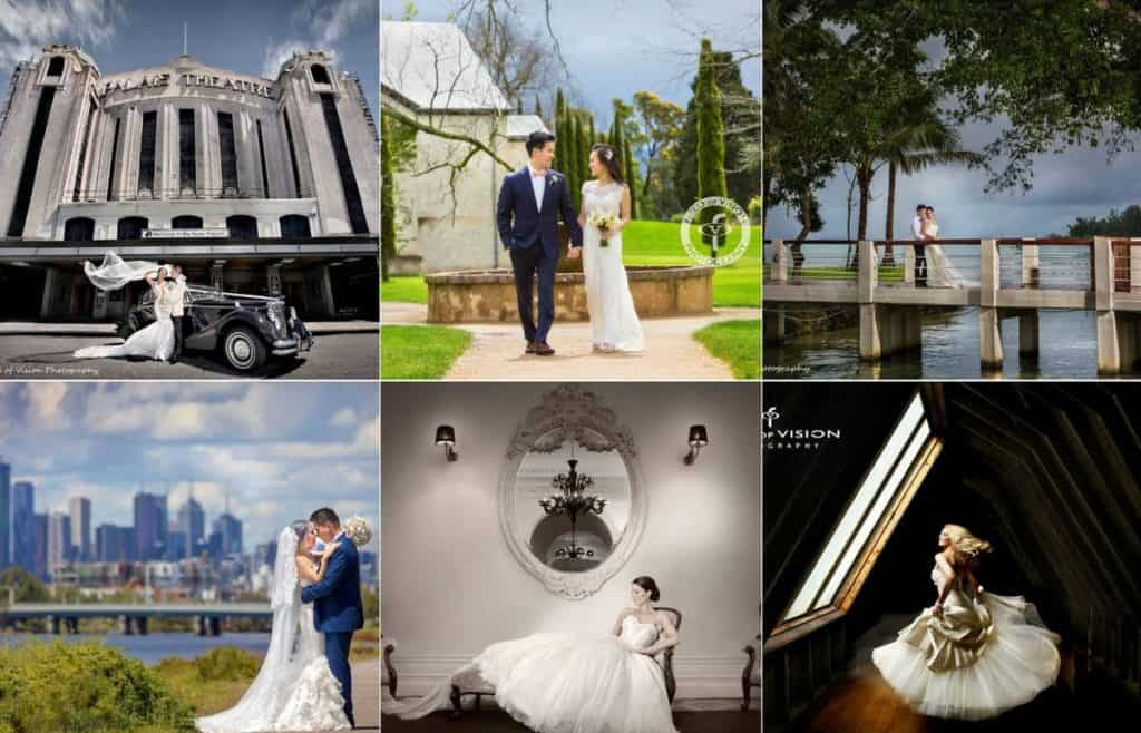 Melbourne's Best Photographers - Field of Vision Photography