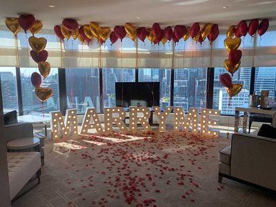 Engagement Ideas Melbourne - Crown Towers