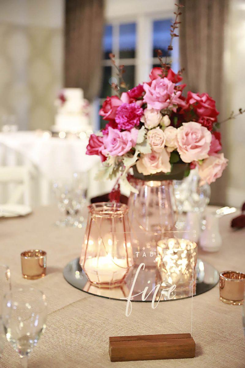 Wedding Services Melbourne Photoshoot - Table Decor